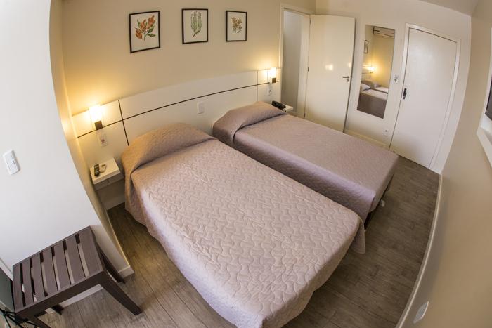 Hotel Quedas - Acomodações